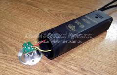 Ремонт фонарика (замена светодиодов)