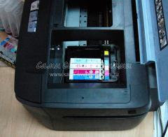 Подготовка принтера