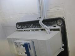 Закреплене провода