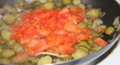 Рыбная солянка - рецепт приготовления