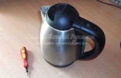 Ремонт беспроводного электрического чайника