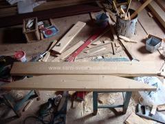 Как сделать мостик через канавку на даче