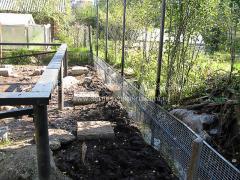 Как поднять садовый участок