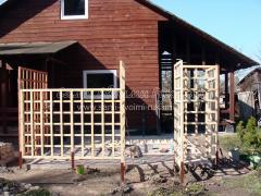 Как построить террасу на участке