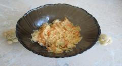 Маска для тела из цветной капусты, картофеля и моркови