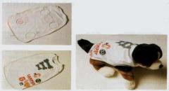 Комбинезон для собаки из старой футболки