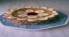 Торт Наполеон на сковороде за пол часа