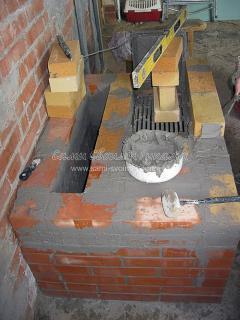 Как построить печь в подвале дома своими руками, повышенной теплоотдачи и конвекциии