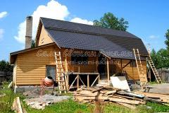 Реставрация деревянного, старого дома