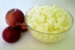 Яблоки для чатни