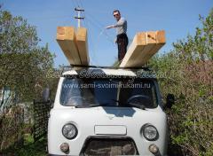 Как построить дом на даче для молодой семьи