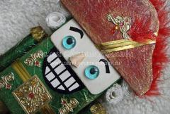 Щелкунчик - игрушка и подарочная упаковка