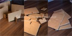 Как сделать трек Тачки из картона