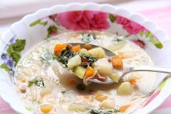 вкусный чечевичный суп с фото