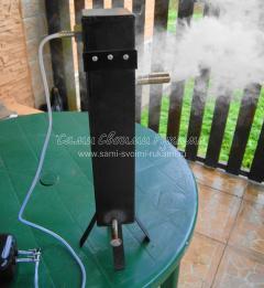 генератор холодного дыма
