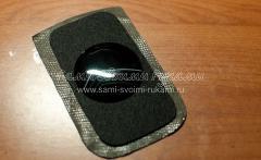 Чехол на телефон из бисера и кожи