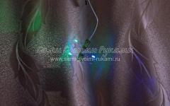 Простой автомат световых эффектов (мигалка на елку)