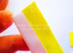 Одуванчик из полимерной глины