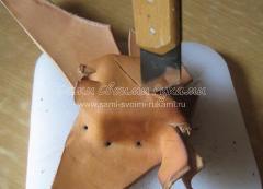 Как спрятать острый угол мебели