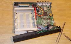 Замена жёсткого диска видеорегистратора