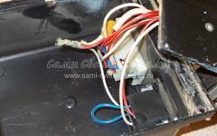 Ремонт автомобильной клеммной колодки СГУ-200