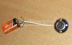 Ремонт считывателя электронных ключей
