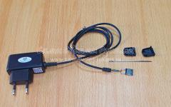 Проверка соединения провода с разъёмом