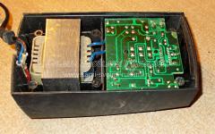Ремонт зарядного устройства шуруповёрта