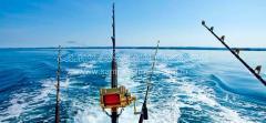 Как проходит рыбалка?