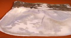 Летняя сумка - фото, выкройка