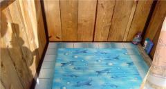 Дачный душ - описание работы, фото