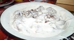 Простой рецепт торта из бисквита