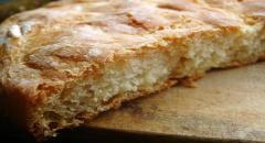Хлеб пшеничный на пиве