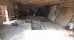 Бетонный пол в гараже своими руками (со смотровой ямой)