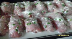 Балык свиной - рецепт с ананасами