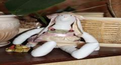 Заяц Тильда - выкройка