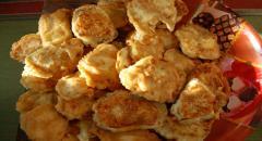 Отбивные из куриного филе - рецепт приготовления