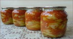 Болгарский перец  - заготовка на зиму