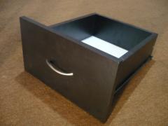 Сборка выдвижного ящика для корпусной мебели