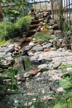 Садовый альпинарий