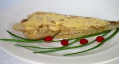 Рецепт запеченной рыбы под сыром