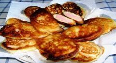 Колбаса в кляре - рецепт с фото, мастер класс