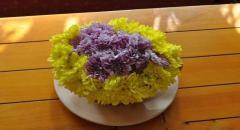 Как сделать небольшую цветочную композицию