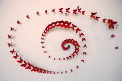 Трафареты бабочек (120 штук) - самая полная подборка разных трафаретов
