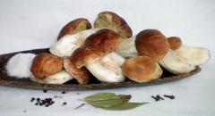 Рецепт маринованных грибов на зиму