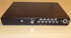 Замена жёсткого диска видеорегистратора...