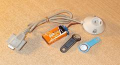 Как сделать дубликатор электронных ключей-таблеток для домофона