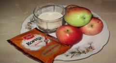 Как приготовить яблочный джем