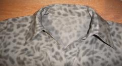 Приталенная блузка (классическая)