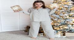 Польза и удобство пижамы из льна
